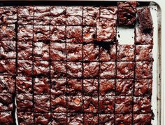 A Great Baking Trick | A Cup of Jo  Easy big batch brownies for a crowd