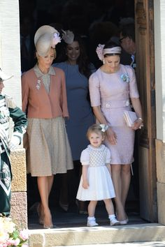 Christening of Princess Leonore