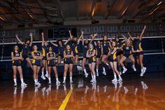 Spokane Sasquatch Volleyball Team Picture