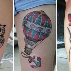 De flor a coração: veja 50 tatuagens delicadas para mulheres