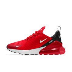 Tenis Nike Air Max 270 Preto+vermelho Cross Sports