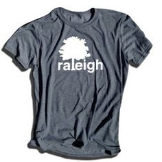 Raleigh just keeps getting cooler.  And hotter.
