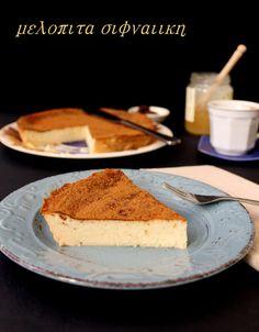 melopita (torta al miele ) dell'isola di Sifnos