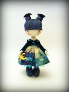 Doll LUna by irinamoilova on Etsy, $150.00