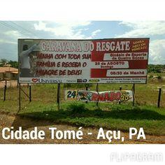 Bispo Antônio Carlos, na cidade de Tomé - açú  ♫ Marquinhos Gomes - Ele Não Desiste de Você Feito com o Flipagram - http://flipagram.com/f/c4GMzJNFnF