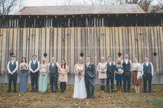 Elegant Farm Wedding