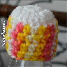 Bonnet crochet 029 Innocent Smoothie Hat