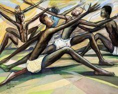 Purapakal by BEN Enwonwu (1973)