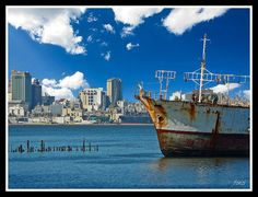 Montevideo - La bahia.   Flickr - Photo Sharing!