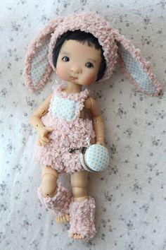 Shoko Yoshida Doll Knitting and Clothing