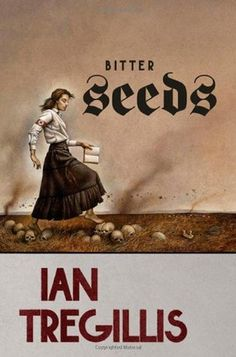 """Bitter Seeds by Ian Tregillis. This book was great. """" It's The Nazis have supermen, the British have demons, and one perfectly normal man gets caught in between. Book 1, The Book, Fantasy Faction, Books To Read, My Books, Normal Guys, Alternate History, Fantasy Books, Triptych"""