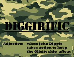 Diggirific by kalosluna for the #DefineOlicity Project, posted 3/2/15