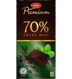 Marabou Premium Dark Mint 100 g levy | Karkkainen.com verkkokauppa