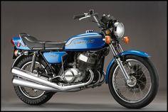 1972 Kawasaki 750 H2