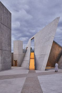 National Holocaust Monument, Ottawa, Canada by Studio Libeskind