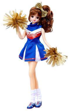 Etsy のTakara Jenny Doll【5 Styles】- Official Kawaii Japanese Doll Figure Sculpture Plush Toy Barbie Licca(ショップ名:KawaiiJapanShopByM)