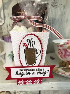 Stampin Up Hug in A Mug set