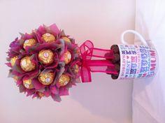 Mothers Day Ferrero Rocher Lolly Tree