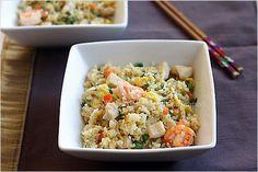 Fried Rice Recipe - Definitely trying this recipe!  Yum!