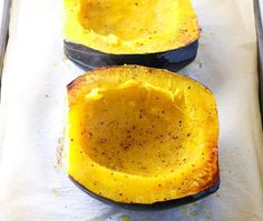 Roasting Acorn Squash is super simple and can be done in about 30 minutes. You can eat it as a side dish, or stuff it and make a complete meal out of it! If you're looking for recipes for stuffed Acorn Squash check out this Roasted Acorn Squash stuffed with Sage Mushrooms and Cranberries, or...Read More »