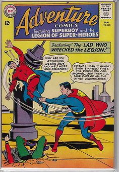 ADVENTURE COMICS # 328