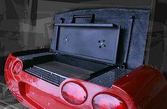 sports car bbq grill