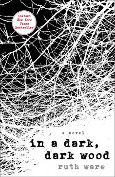 In a Dark, Dark Wood by Ruth Ware. Reluctantly accepting an old friend's invitation to spend a weekend in the English countryside, reclusive writer Leonora awakens in a hospital badly injured, unable to recall what happened and confronting a growing certainty that someone involved has died.