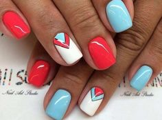 Manicure sencillo y elegante 63 super Ideas Fabulous Nails, Perfect Nails, Cute Nails, My Nails, Gel Nagel Design, French Manicure Gel, Dipped Nails, Spring Nail Art, Square Nails