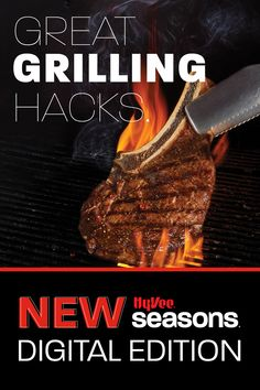 From juicer burgers to chemical-free cleanup, we've got the best summer grilling hacks! Visit the article to get tips, featured recipes, and advice from BBQ champ Moe Cason. You'll be a summer pit master in no time! Summer Grilling Recipes, Grilling Tips, Barbecue Recipes, Beef Recipes, Yummy Recipes, Cooking Recipes, Chicken And Veggie Recipes, Beef Barbacoa, Sauces