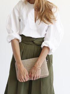 Rachel Comey Ghent Bag - Shearling