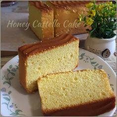 My Mind Patch: Honey Castella Cake 蜂蜜长崎蛋糕