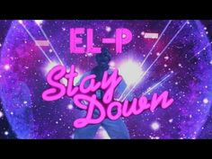 """El-P, TV On the Radio's Jaleel Bunton, and Mr. Killums the squirrel face a bloodthirsty audience.      Stay Down"""" by EL-P  Ft. Jamie Meline as """"El-P""""  & Jaleel Bunton as """"Nick Diamonds""""     Director                                                   Timothy Saccenti                                                                 www.timothysaccenti.com  ..."""