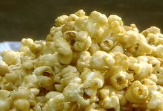 Grandma Paul's Caramel Corn recipe from Paula Deen via Food Network
