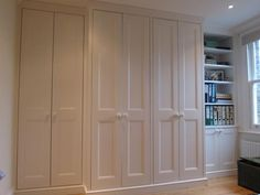 fitted wardrobes battersea