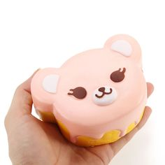 NO NO Squishy Bear Cake Slow Rising With Packaging Collection Gift Decor Soft Squeeze Toy Sale - Banggood Mobile Cake Squishy, Slime And Squishy, Belize, Sierra Leone, Puerto Rico, Cute Squishies, Uganda, Kawaii Plush, Squishy Kawaii