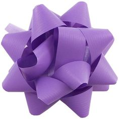 Large Purple Bow - 7 Inch Diameter- sold individually *** Want additional info? Click on the image.