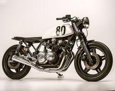 steel bent cb750