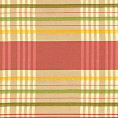 I like this for either the backs of the wing chairs or ALL of the wing chairs. If back only neutral on the front. Milanese Plaid Gatehouse Coral  W94907