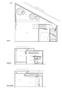 Robert Simeoni - Park Street House