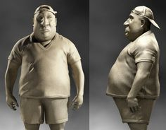 """Check out my @Behance project: """"Character Modeling in Zbrush (Year 2014)"""" https://www.behance.net/gallery/50532175/Character-Modeling-in-Zbrush-(Year-2014)"""