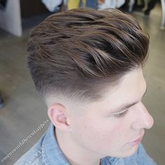 New hairstyle for men 2017