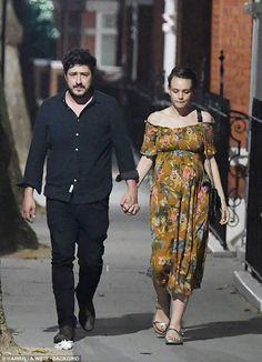 A night off:Carey Mulligan and Marcus Mumford were seen enjoying a low-key date night at Nobu in London on Wednesday