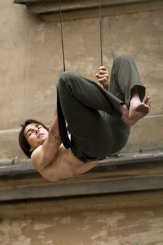 """Tom Cruise - Tom Cruise on the Set of """"Mission Impossible 4"""" in Prague 2"""