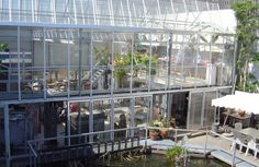Our Amsterdam based Glass Studio