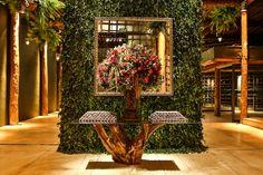 salão de beleza estilo rustico - Pesquisa Google