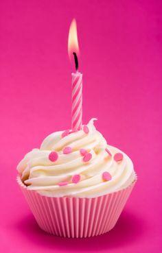 Pink Birthday Cake #Pink