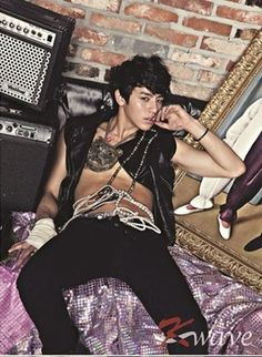 rome c clown Christian Yu, C Clown, Korean Singer, Rome, Dancer, Punk, Kpop, Actors, Singers