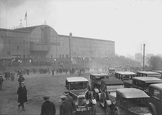 St James' Park, Newcastle upon Tyne, 1930.