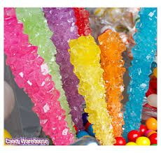 Rainbow Candy Buffet Kit: 25 to 50 Guests Rainbow Candy Buffet, Candy Crystals, Sugar Crystals, Candy Photography, Sugar Sticks, Online Candy Store, Gourmet Candy, Colorful Candy, Colorful Food