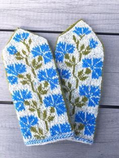Mittens Pattern, Pot Holders, Knitting, Flowers, Projects, Inspiration, Ideas, Log Projects, Biblical Inspiration